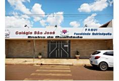 Faculdade Quirinópolis - FAQUI Goiás Estado Centro